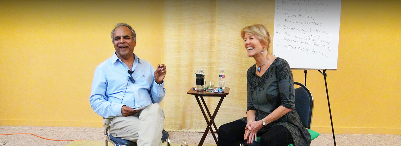 Demo Day Raja Selvam Integral Somatic Psychology